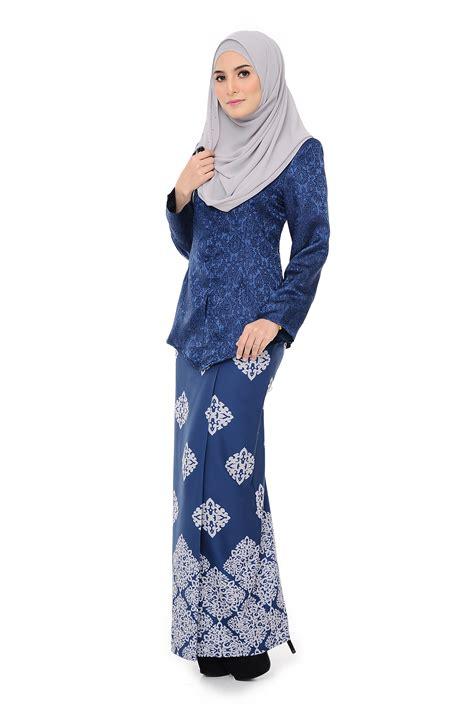 Baju Top Blouse Keren Stylish Blue Black New Fashion Impor kebaya novillia bjk20017 blue black d yana