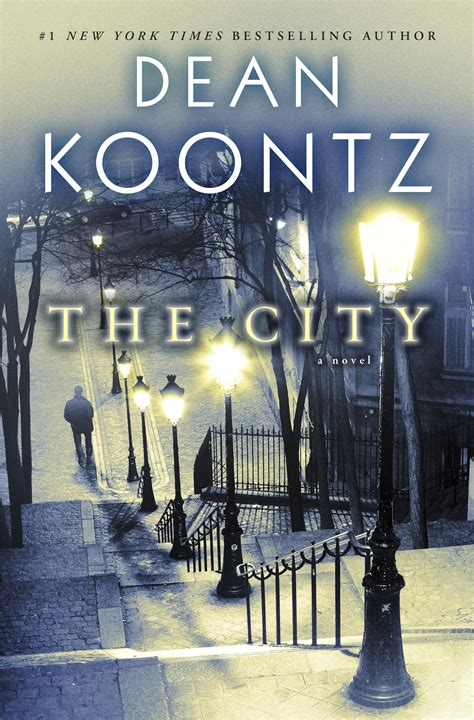 the city a novel books dean koontz episode 165 reading writing podcast
