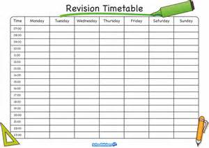 create timetable a guide to managing exam revision during the festive