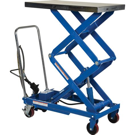 hydraulic lift table lift tables manlifts hydraulic lift table industrial ladder