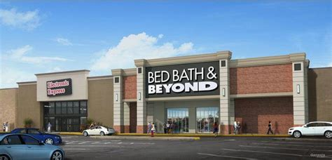 bed bath and beyond store bed bath beyond opens 23 000 square foot store at