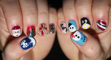 images of christmas nail art christmas nail art ideas and nail ideas for christmas