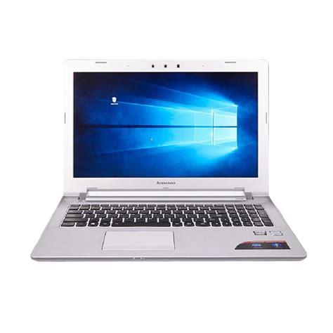 Laptop Lenovo Putih jual lenovo ideapad 500 5pid notebook putih intel i5 6200u 4gb amd r7 m360 2gb 14 quot fhd