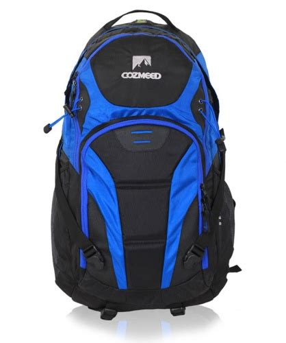Semeru Hitam tas daypack cozmeed semeru hitam biru trip store