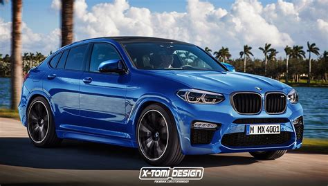 Bmw X4 2020 2020 bmw x4m speculatively rendered looks great