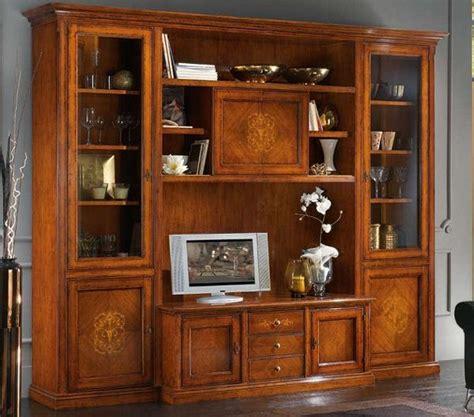 cirella arredamenti catalogo parete attrezzata classica collezione mobili baron