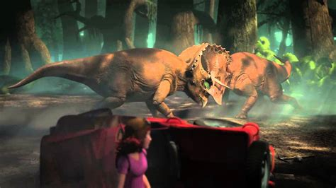 the lost trailer the lost world 4d trailer official version