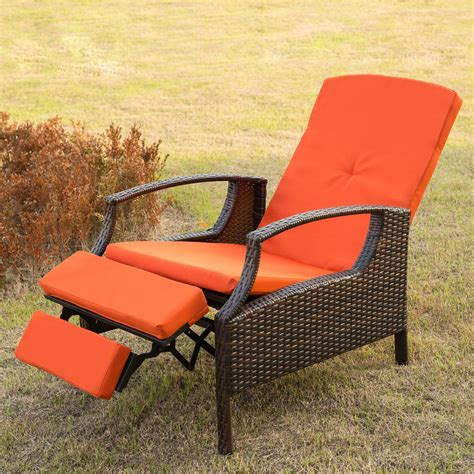 Patio Lounge Chairs Design Ideas Patio Recliner Lounge Chair Best Home Design 2018