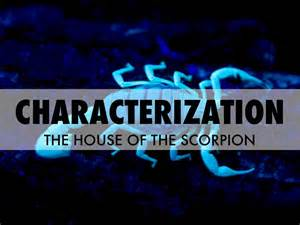 themes the house of the scorpion characterization by safiasiddiqui