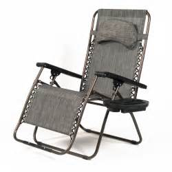Xl Zero Gravity Recliner Oversized Xl Padded Zero Gravity Chairs Folding Recliner Lounge W Tray 3 Color Ebay