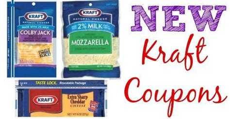 Free Printable Kraft Food Coupons
