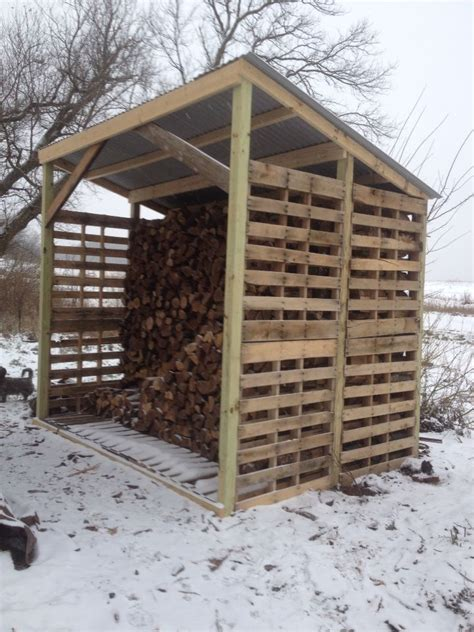 wood shed   pallets firewood shed backyard sheds