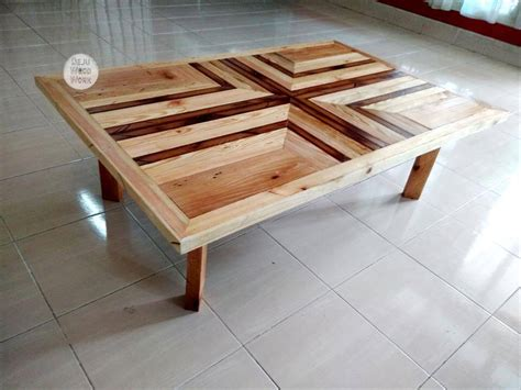 Pallet Coffee Tables Coffee Table From Pallets Wilsons And Pugs Pallet Coffee Table Sustainable Decor Upcycled
