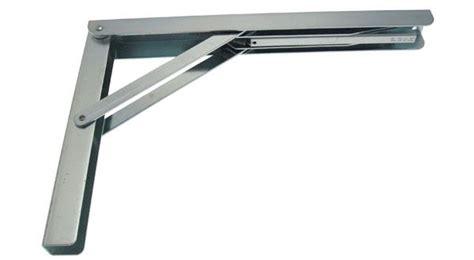 Mensole Ribaltabili Reggimensola Ribaltabile A Scatto Unifix 0683
