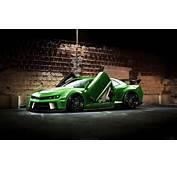 Green Sports Car Modified 1200x1920 2013 En G&252zel HD Modifiyeli