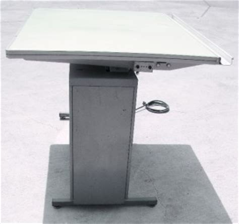 Hamilton A Torque Drafting Table Vintage Industrial Hamilton Torsion Auto Shift Drafting