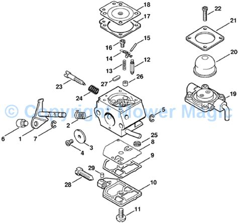 stihl bg 85 parts diagram terrific stihl blower parts diagram pictures best image