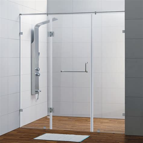 Bathroom Shower Panel Customised Shower Partition Cera Sanitaryware Limited