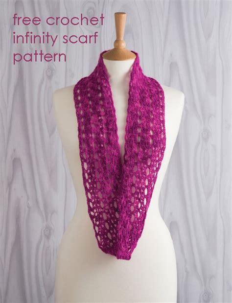 free patterns infinity scarf free crochet infinity scarf pattern crochet scarves