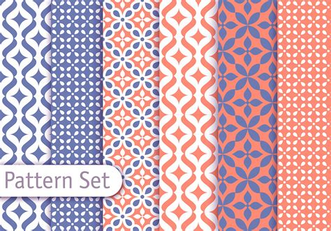 add and a save sets of custom patterns photoshop 6 colorful arabic pattern set download free vector art
