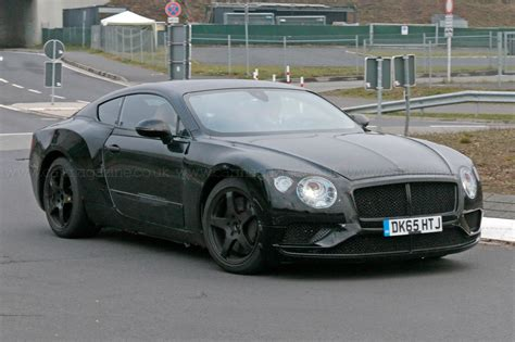 bentley cars 2017 spy photos specs of new 2018 bentley continental gt by
