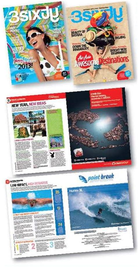 airasia magazine airasia in flight magazine