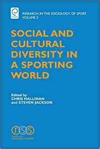 researching society and culture books social and cultural diversity in a sporting world