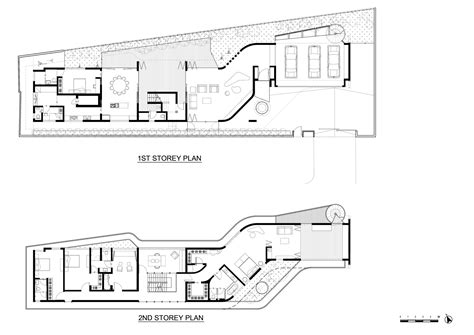 architecture photography floor plan 156300 gallery of fongster kite studio architecture 8