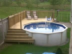Patio Pavers Around Above Ground Pool Deck Ideas Above Ground Pool Deck Ideas With Pavers