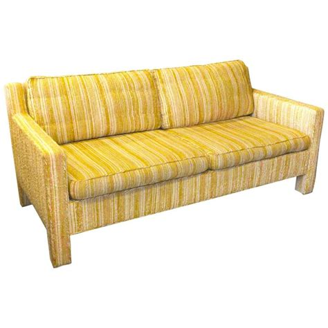 dunbar upholstery edward wormley for dunbar love seat sofa for sale at 1stdibs