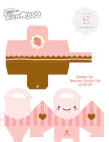 food papercraft template templates research on packaging page 14