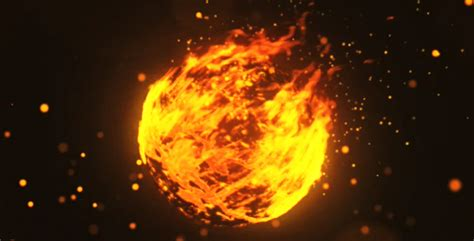 sphere fire logo reveal v3 fire after effects templates f5 design com
