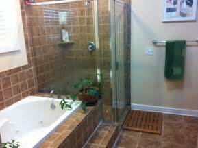 master bath jetted tub separate shower 1415
