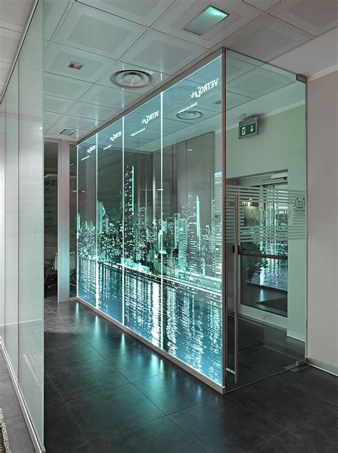 glass wall design don t have a view from your office create your own 3d