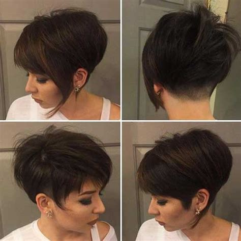 womens asymmetrical haircuts front and back the gallery for gt rihanna asymmetrical bob back