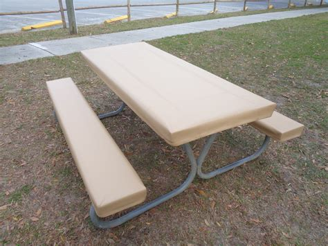 3 piece fitted picnic table bench covers picnic table covers round picnic table dimensions round