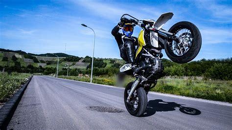 Cross Motorrad Wheelie by New Bike Ktm Smcr 690 Exc Wheelie With