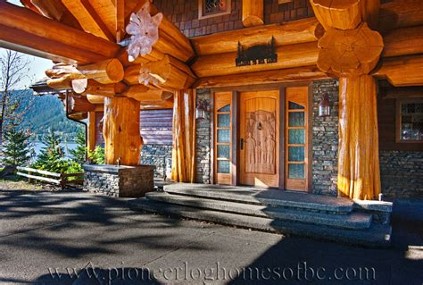 signal point log home picture gallery williams lake bc