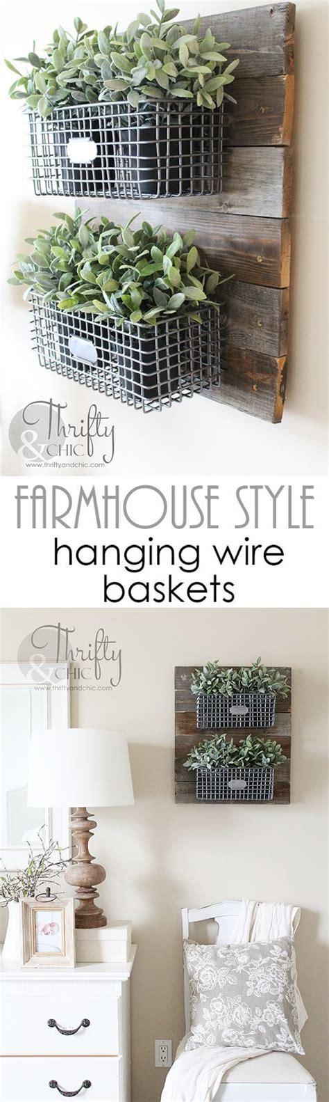farmhouse decor gift basket 25 best ideas about wire basket decor on wire basket apartment plants and bathroom