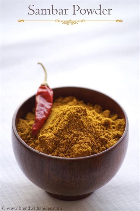 cuisine indienne v馮騁arienne tamil sambar powder recipe sambar powder recipe