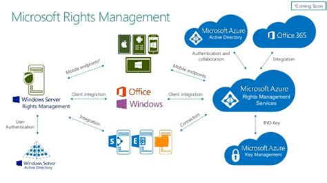 service in rights microsoft rights management in azure with active directory