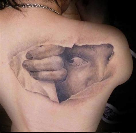 46 mind blowing 3d tattoos that you must see to believe