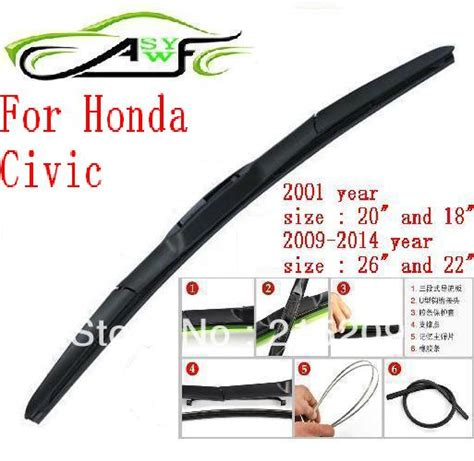 repair windshield wipe control 2009 honda element regenerative braking popular honda civic wiper blade buy cheap honda civic wiper blade lots from china honda civic