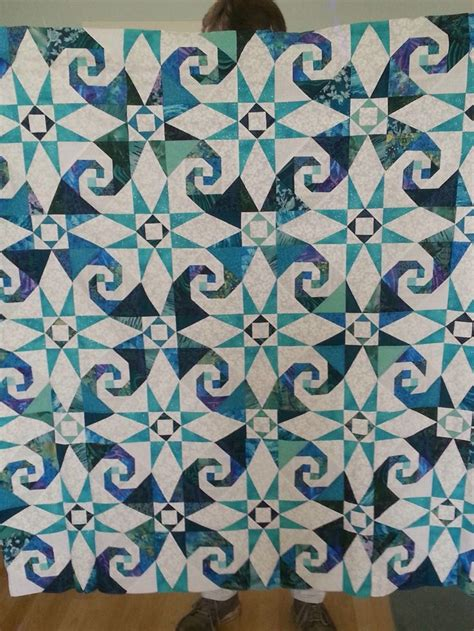 quilt pattern snail s trail 349 best images about storm at sea quilts on pinterest