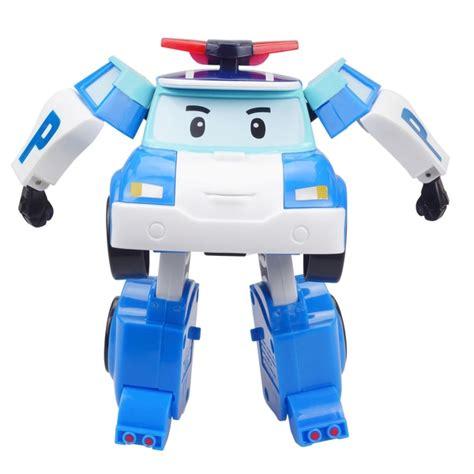 Robocar Transforming Robot robocar poli transforming robot figure 11cm assortment robocar poli uk