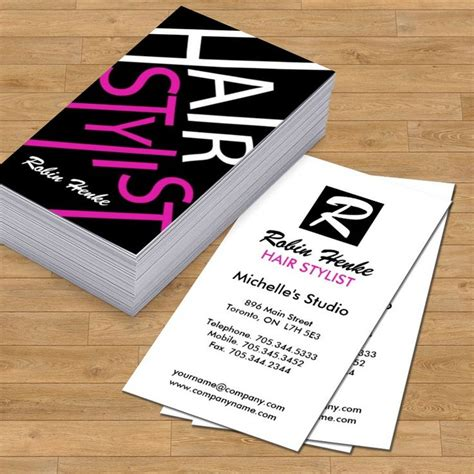 37 best hair salon business card templates images on