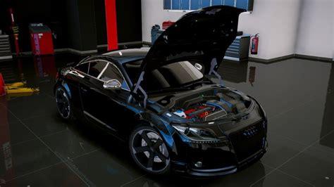 Audi Tt Tuning Guide by Gta 5 Audi Tt Rs 2010 Add On Tuning Mod Gtainside