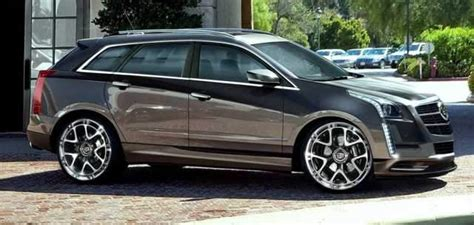 2018 Cadillac SRX Redesign, Price   2018 / 2019 SUV and