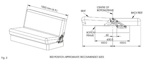 Sofa Cum Bed Fittings Click Sofa Bed Fitting