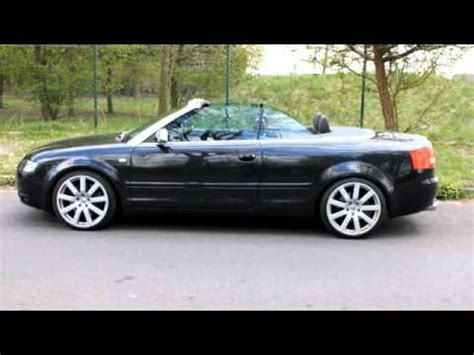 Audi S4 Cab by Audi S4 Cab Mtm Bn Pipes Auto Roof Automatisches